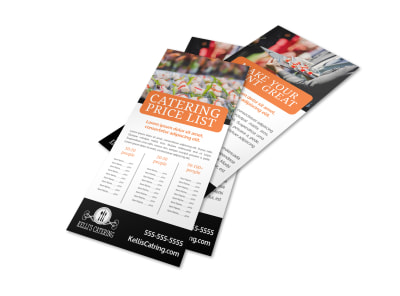 Catering Pricing Info Flyer Template 53gax43u1p preview