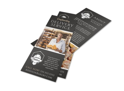Bakery Delivery Service Flyer Template r1ib8f4xxq preview