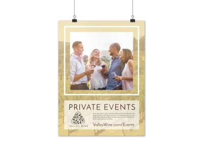 Winery Poster Template nenff3y08b preview