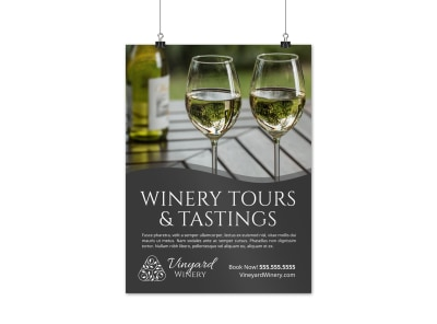 Winery Poster Template x1xwciwyu4 preview