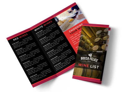 Wine List Tri-Fold Brochure Template pcqv0k2abt preview