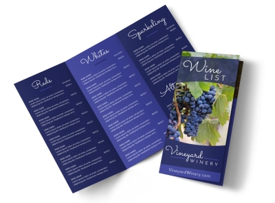Wine List Tri-Fold Brochure Template 73xafvwwa1 preview