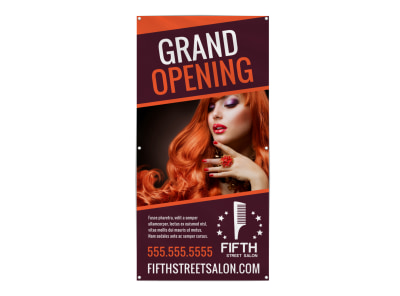 Hair Salon Grand Opening Banner Template a6yw5u6ly9 preview