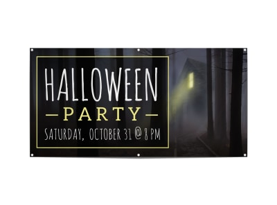 Halloween Party Banner Template xjh9prvcw0 preview