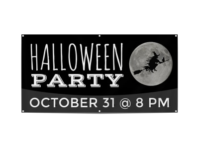 Halloween Party Banner Template 7dwn8t74h2 preview