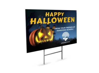 Halloween Yard Sign Template bbzemvw1lg preview