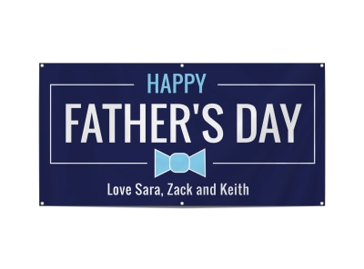 Father's Day Banner Template hmhf99nexl preview