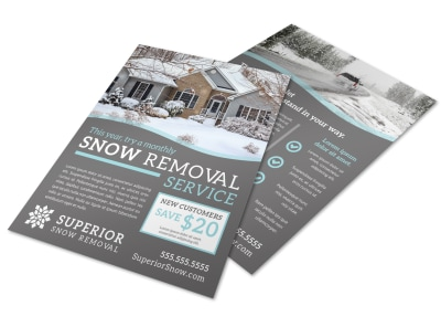 Snow Removal Service Flyer Template oy0av15r5r preview