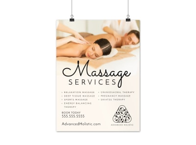 Massage Services Offered Poster Template 0hx5kfoo2p preview