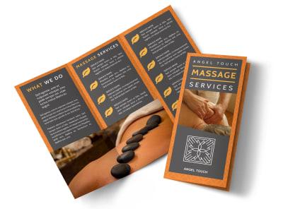 Massage Services Tri-Fold Brochure Template vwyg1xx0qb preview