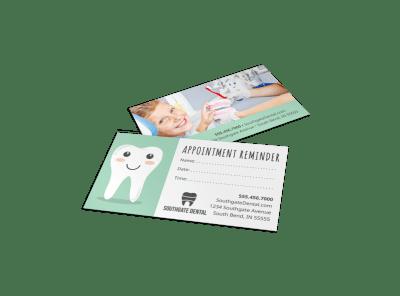 Dental Business Card Templates