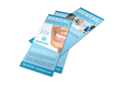 Dental Services Flyer Template fhvnulihty preview