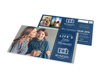 Family Photography EDDM Postcard Template 2fl6zrf7xv preview