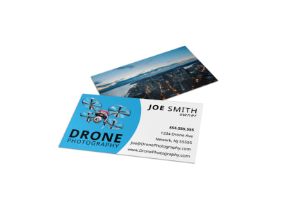 Drone Photography Business Card Template pfwxz5tc5d preview
