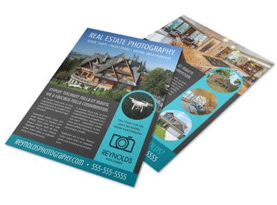 Real Estate Photography Flyer Template z6i6w9m250 preview