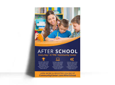 After School Program Poster Template zsm6z0nkw9 preview