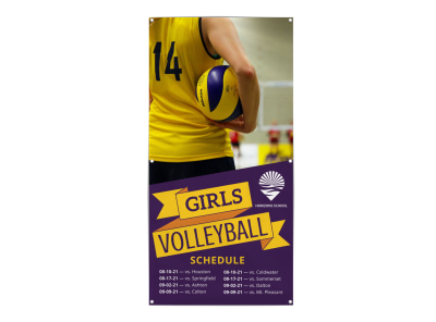 Volleyball Banner Template fwejgy1lv0 preview