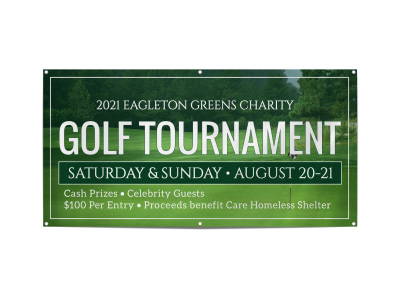 Golf Tournament Banner Template cq5mbyqs6z preview