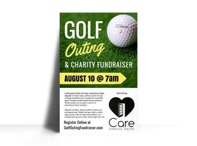 Golf Outing Poster Template ele9y4xsqp preview