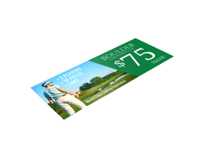 Golf Gift Certificate Template m2lqyh2ngg preview
