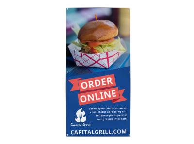 Order Online Restaurant Banner Template dgnwwpjtgg preview