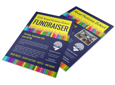 Fundraising Flyer Template qtstzecgy7 preview