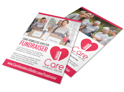 Fundraising Flyer Template txed3jks53 preview
