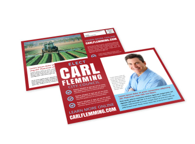 Campaign EDDM Postcard Template xfo64n5itm preview