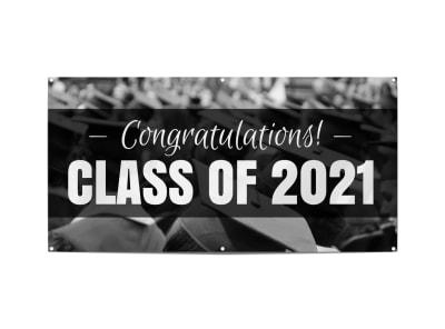 Graduation School Banner Template b8njg3ippv preview