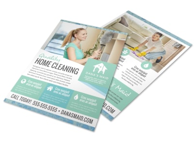 House Cleaning Flyer Template kqisg7rehk preview