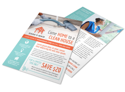 House Cleaning Flyer Template dbz3jmut5y preview
