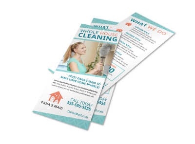 House Cleaning Flyer Template 0k6r5a1ml0 preview
