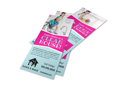 House Cleaning Flyer Template 0o0benipbg preview