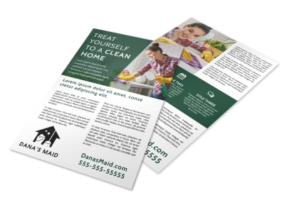 House Cleaning Flyer Template lmr0ocura3 preview