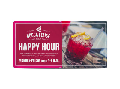 Happy Hour Banner Template kjvvb3xtmq preview