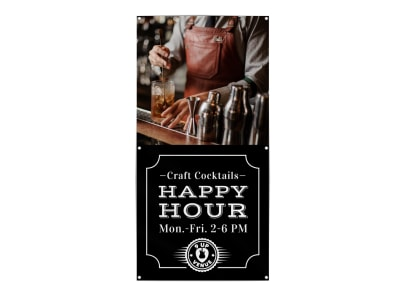 Happy Hour Banner Template pohpvuagrc preview