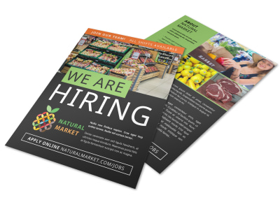 Now Hiring Flyer Template vypp1mbmie preview