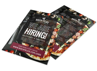 Now Hiring Flyer Template 4wdag0kmtx preview