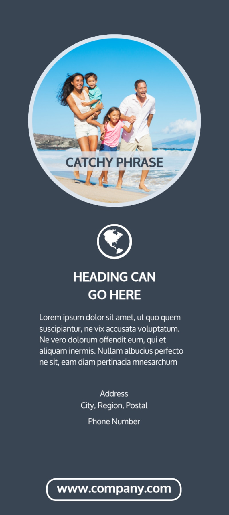 Cruise Ship Travel Flyer Template Preview 3
