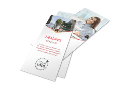 Travel Agency Flyer Template 2 preview