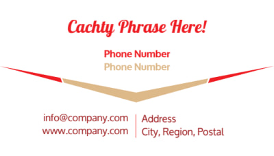 Leading Travel Agents Business Card Template Preview 2