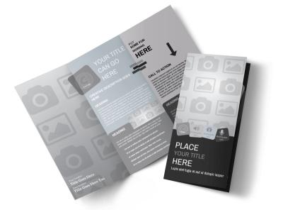 Generic Tri-Fold Brochure Template 2858 preview