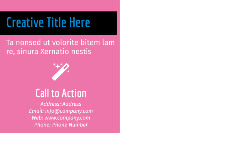 General Cleaning Postcard Template Preview 3