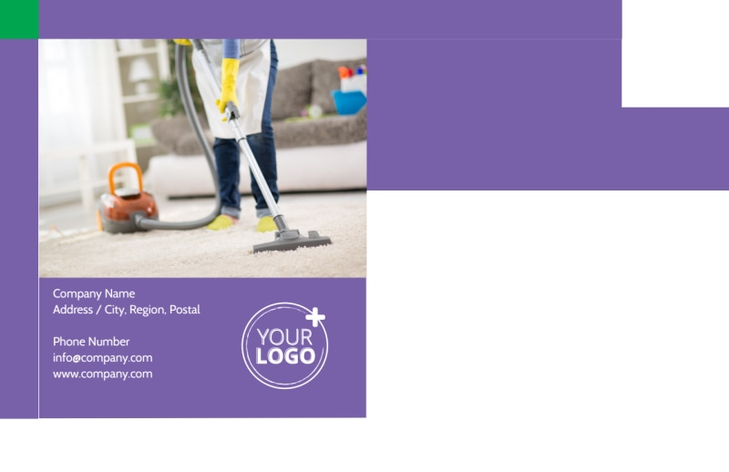 Carpet Cleaning Postcard Template Preview 3