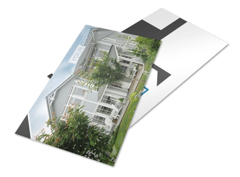 Window Cleaning & Prerssure Washing Postcard Template 2