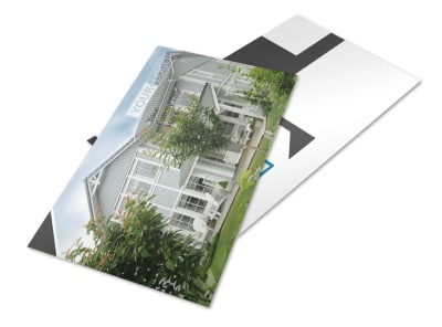 Window Cleaning & Pressure Washing Postcard Template 2 preview
