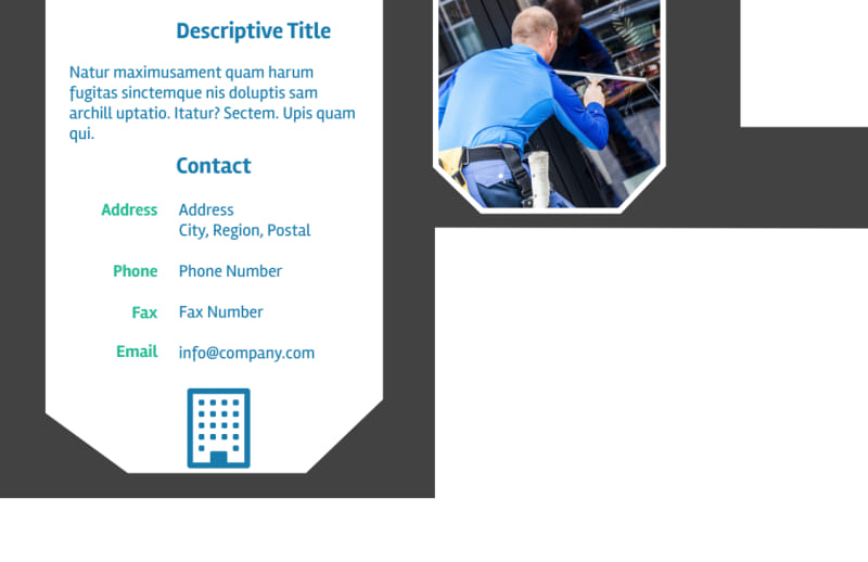 Window Cleaning Postcard Template Preview 3