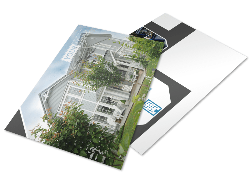 Window Cleaning Postcard Template Preview 1