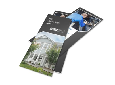 Window Cleaning & Pressure Washing Flyer Template 2 preview