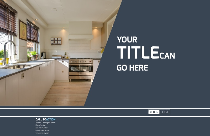 Apartment Cleaning Brochure Template Preview 2